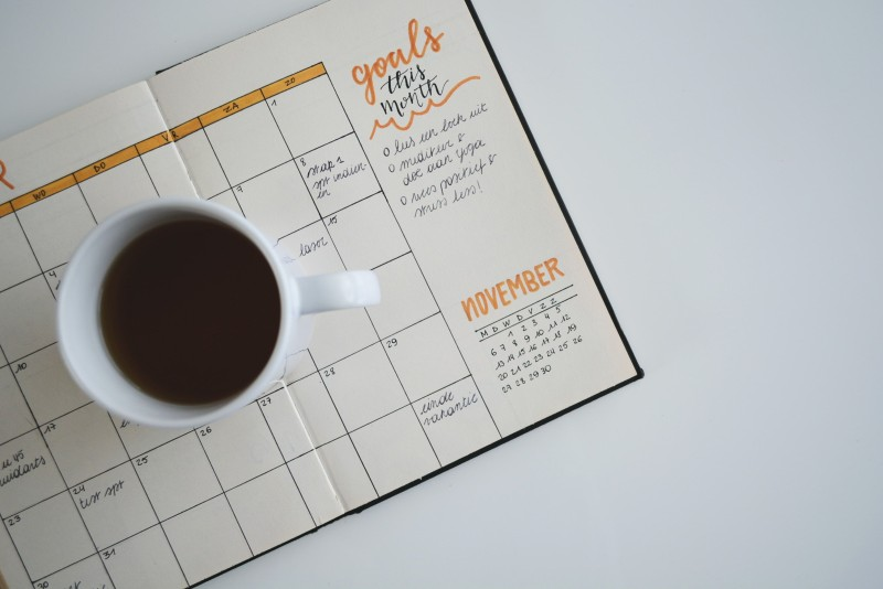The Fundraiser's Annual Calendar